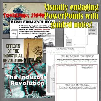 Industrial Revolution Complete Unit Set