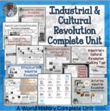 Industrial Revolution Unit for World, European, or U.S. Hi