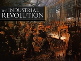 Industrial Revolution Vocabulary Powerpoint
