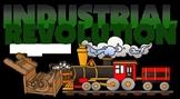 Industrial Revolution Vocabulary Worksheet