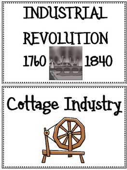 Industrial Revolution Word Wall