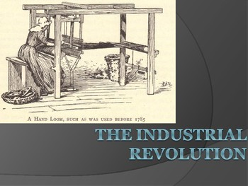 Industrial Revolution and Factory Conditions