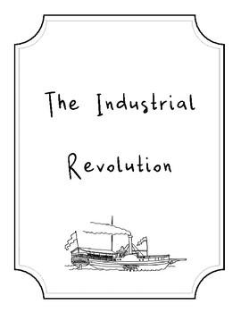 Industrial Revolution jigsaw activity
