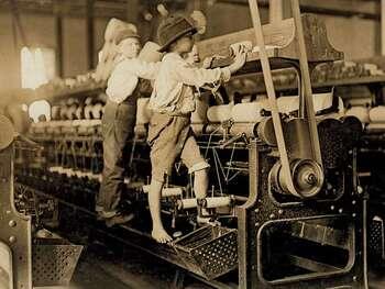 Industrial Revolution project
