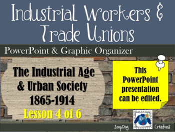 Industrial Workers and Trade Unions