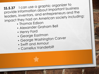 Industrial and Technological Innovators of the Gilded Age PPT