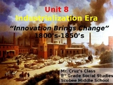 Industrialization Era, STAAR Powerpoint Lecture