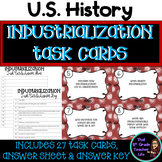 Industrialization Era Task Cards
