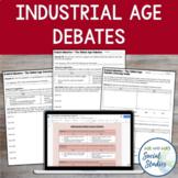 Industrialization + Gilded Age Debates Bundle