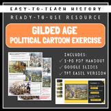 Industrialization - Gilded Age Political Cartoon Breakdown