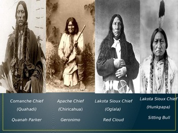 Industrialization-Immigration-Urbanization-Native American Bundle
