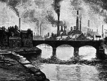 Industrialization / Industrial Era / Industrial Revolution