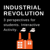 Industrialization Interactive Speech Writing Factory Workers Supervisors Owners