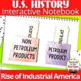 Industrialization, Urbanization, and Immigration Notebook
