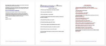 Industrialization Primary Source Worksheet Collection