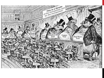 The Rise of Labor Unions in the Gilded Age Lesson