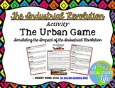 Industrial Revolution Activity: Urban Game