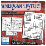 Invention, Industrialization, and Immigration Illustrated