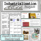 Industrialization and Imperialism Project