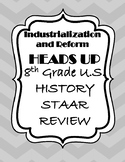 Industrialization and Reform STAAR Review Game