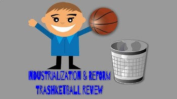 Industrialization and Reform Trashketball SS STAAR Review