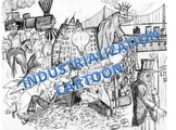 Industrialization in America:  The Story Inside the Cartoon