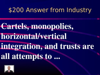 Industrialization of the United States Test Review