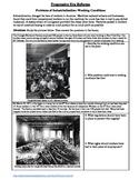 Industrialization & the Progressive Era: Primary Sources f