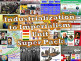 Industrialization to Imperialism Unit Super Pack