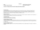 Industries (Social Studies) Lesson Plan