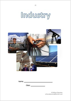 Industry Booklet