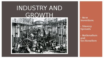 Industry and Growth