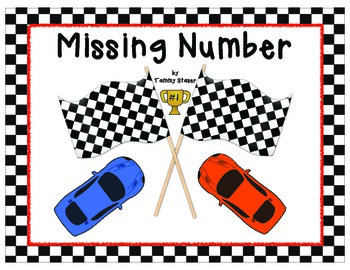 Indy Car Missing Numbers