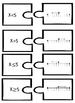 Graphing Inequalities on a Number Line; Graphic Organizer and Task Cards