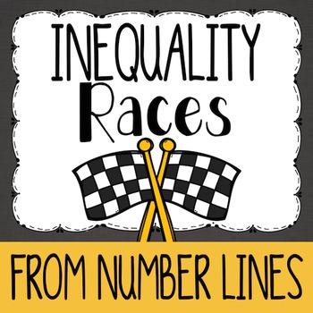 Inequalities {A Math Center Activity}