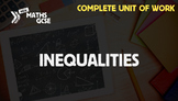 Inequalities - Complete Unit of Work