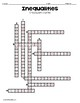 Inequalities (Crossword Puzzle)