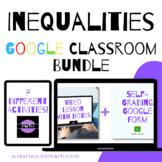 Inequalities Google Form Bundle – Perfect for Google Classroom!