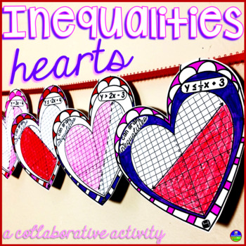Inequalities Hearts Pennant
