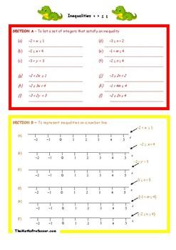 Inequalities II