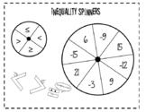 Inequalities Practice and Model
