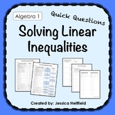 Solving Inequalities Activity: Fix Common Mistakes!