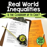 Inequalities, Real World Activity: Codes