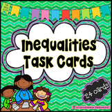 Inequalities Task Cards