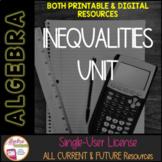 Inequalities Unit Membership