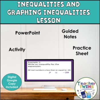 Inequalities and Graphing Inequalities Lesson