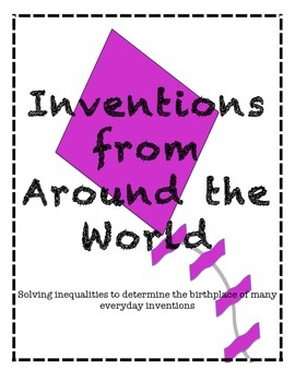 Inequalities and Inventions