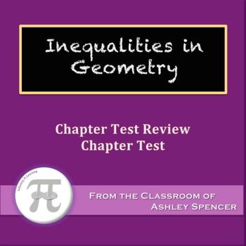 Inequalities in Geometry Test