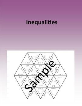 Inequalities – Math puzzle
