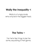 Inequality / Equation Poems